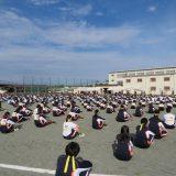 松商体育祭が開催されました。