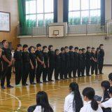 【生徒会】東海総体壮行会