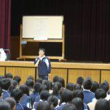 【生徒会】2学期クラスマッチ
